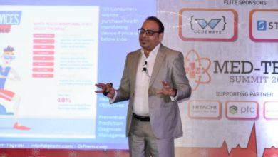 Invited To Speak In Med Tech Conference - Dr Prem Jagyasi 1