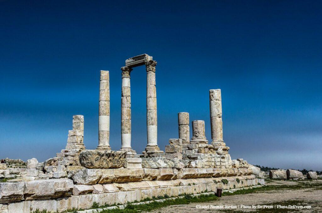 Jordan - A Mesmerizingly Beautiful Country With Wonderful Historical Sites - Dr Prem Jagyasi