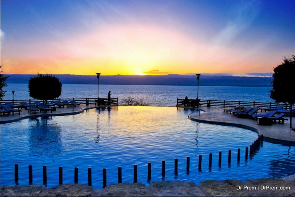 Jordan - A Mesmerizingly Beautiful Country With Wonderful Historical Sites - Dr Prem Jagyasi 3