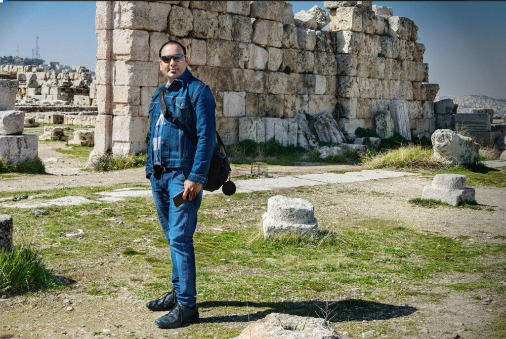 Jordan - A Mesmerizingly Beautiful Country With Wonderful Historical Sites - Dr Prem Jagyasi 4