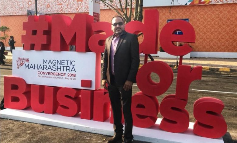 Magnetic Maharashtra Convergence 2018 - Dr Prem Jagyasi