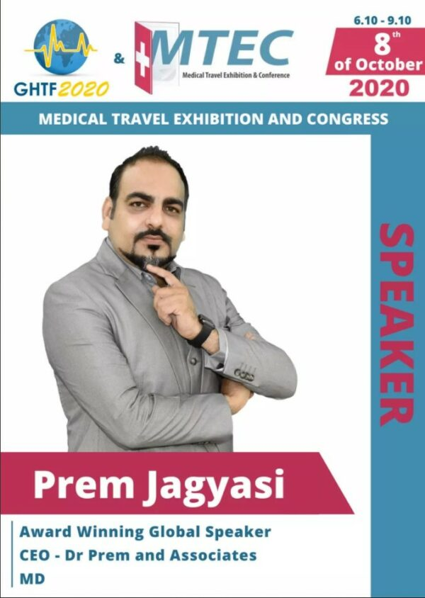Photo of Medical Travel Exhibition And Congress 2020