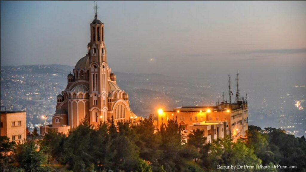 Mesmerising Beirut, Lebanon Sunset Time Pics By Dr Prem Jagyasi 1