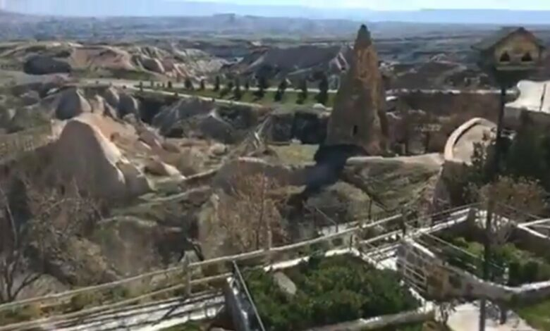 Photo of Mesmerising Cappadokya (Cappadocia) from Museum Hotel