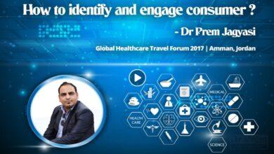 Photo of My Speech At Global Healthcare Travel Council, Amman Jordan