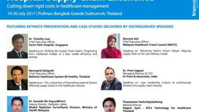 Photo of Speak In Healthcare Conference In Bangkok