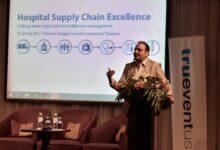 Speaking on Developing Lean Culture In Healthcare In Bangkok Thailand - Dr Prem Jagyasi