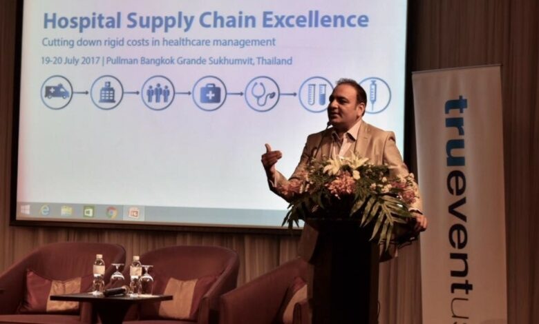 Photo of Speaking On Developing Lean Culture In Healthcare In Bangkok Thailand
