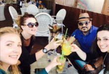Spending Sunny Sunday With Friends - Dr Prem Jagyasi