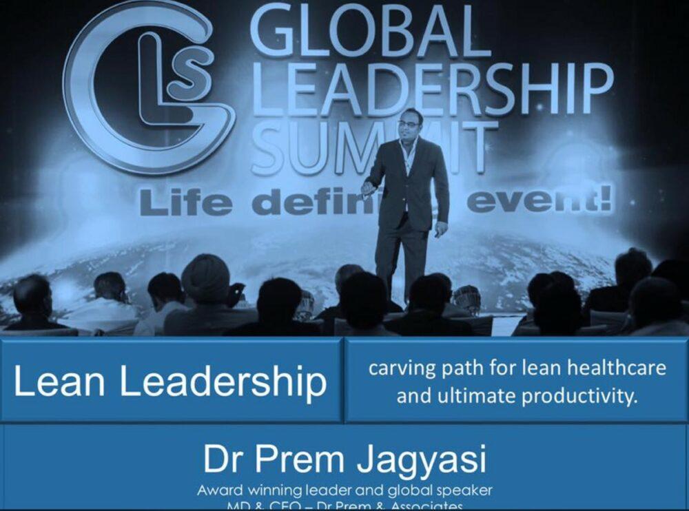 Corporate Workshop on Lean Leadership and Digital Marketing in Ahmedabad - Dr Prem Jagyasi