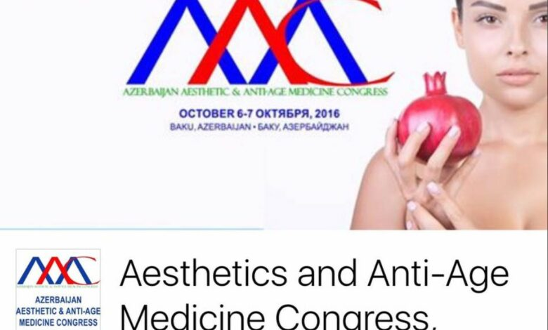 Delivering A Speech In 3rd Aesthetic And Anti-Ageing Conference - Dr Prem Jagyasi
