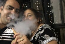 Photo of Enjoying Hookah with My Mom On Mothers Day