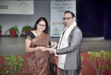 Photo of Felicitated As Guest of Honour By Vice Chancellor Of Lovely Professional University, Jalandhar, Punjab
