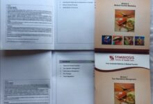 Photo of Here Are Two Books (Modules) I Wrote For Symbiosis College of Health Care