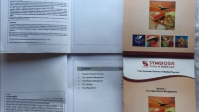 Here Are Two Books (Modules) I Wrote For Symbiosis College of Health Care - Dr Prem Jagyasi