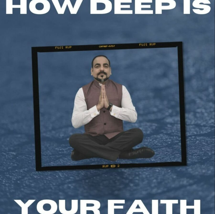 Photo of How Deep Is Your Faith By Dr Prem