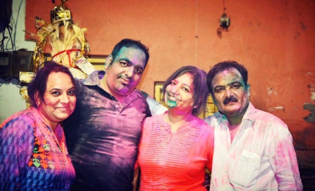 It's Colour Time - Happy Holi By Dr Prem 2016 - Dr Prem Jagyasi 2