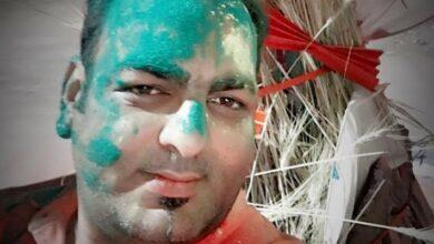It's Colour Time - Happy Holi By Dr Prem 2016 - Dr Prem Jagyasi