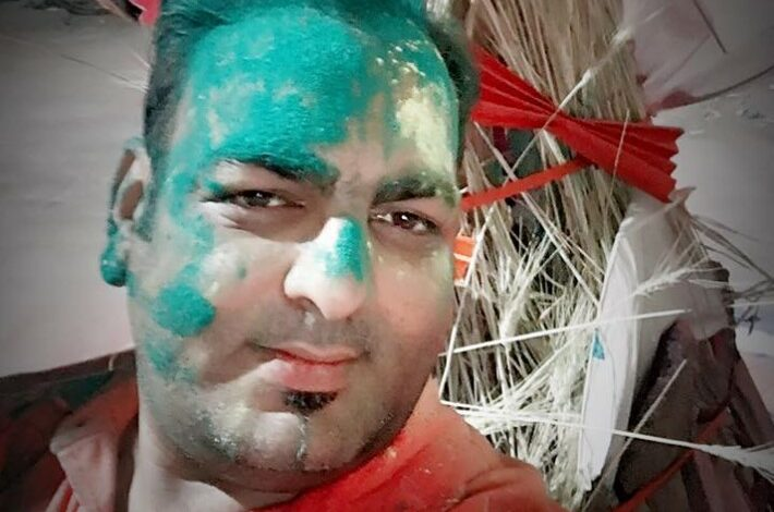 Photo of It's Colour Time – Happy Holi By Dr Prem 2016