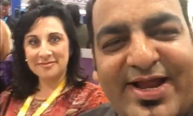 Photo of Medical Tourism Networking With Friends – Dr Prem