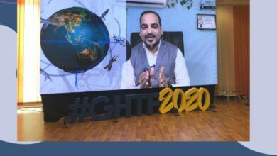 Recent Speech in 4th Global Healthcare Travel Forum - Dr Prem Jagyasi