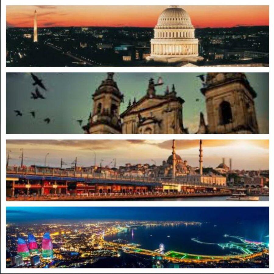 Traveling to some of world's most amazing destinations - Dr Prem Jagyasi