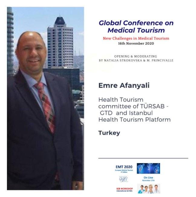 Global Conference On Medical Tourism - New Challenges In Medical Tourism - Dr Prem Jagyasi 4
