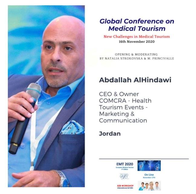 Global Conference On Medical Tourism - New Challenges In Medical Tourism - Dr Prem Jagyasi 8