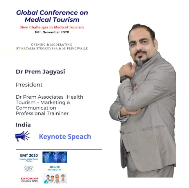 Photo of Global Conference On Medical Tourism – New Challenges In Medical Tourism