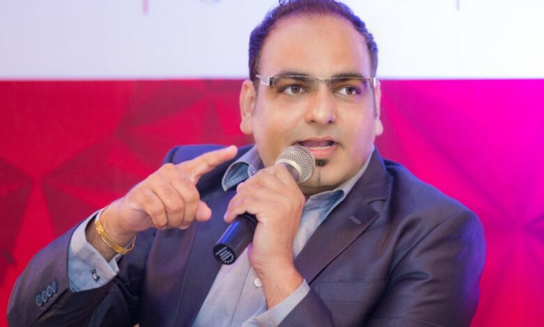 Here Is A Pic From A Conference In India - Dr Prem Jagyasi 1