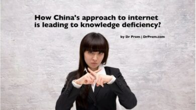Photo of How China's Approach To Internet Is Leading To Knowledge Deficiency?