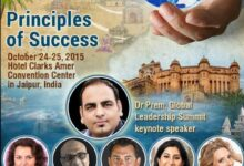 Photo of I'll Be Delivering Keynote Speech in Upcoming Global Leadership Summit 2015 in Jaipur India