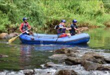 Photo of In Sri Lanka – White River Rafting at Scenic Kalani River Near Nuwra Iliya