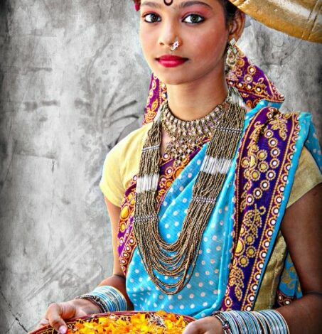 Photo of Photo Of The Day – Gorgeous Maharashtrian Girl Wearing Traditional Dress And Ornaments