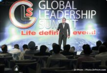 Photo of Pics From Global Leadership Summit in Jaipur