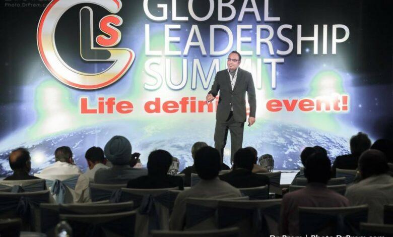 Pics From Global Leadership Summit in Jaipur - Dr Prem Jagyasi