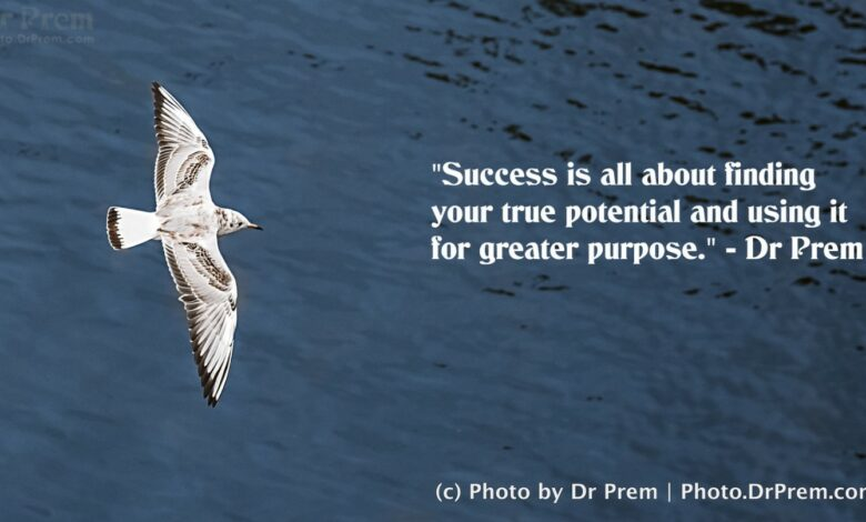Photo of Success – Thought Of The Day By Dr Prem