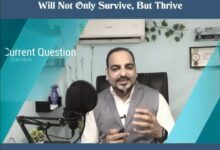 Will medical tourism die, Will the wellness tourism collapse - Dr Prem Jagyasi