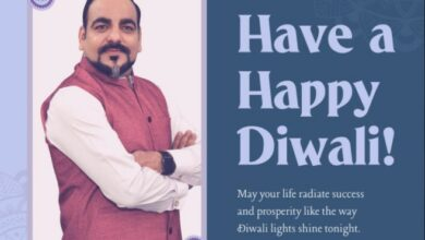 Photo of Wishing You All Wonderful People, A Happy Diwali From Dr Prem
