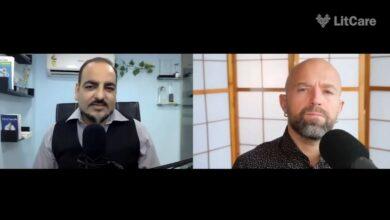 My Interview With Grazvydas Om From LitCare - Dr Prem Jagyasi