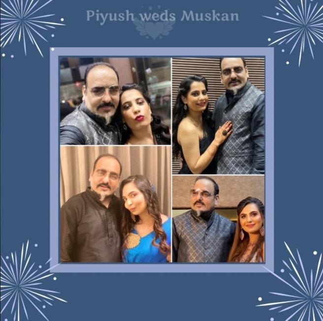 Piyush Weds Muskan - Dr Prem Jagyasi 10