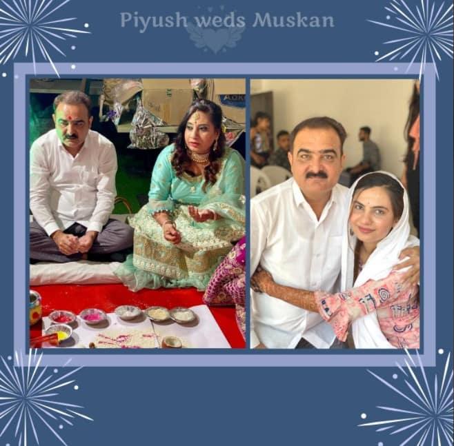 Piyush Weds Muskan - Dr Prem Jagyasi 2