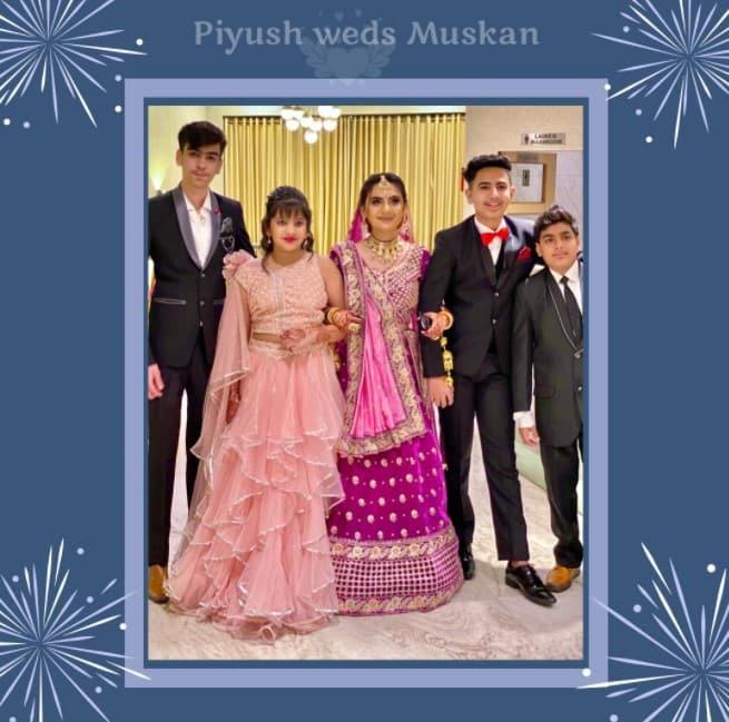 Piyush Weds Muskan - Dr Prem Jagyasi 4
