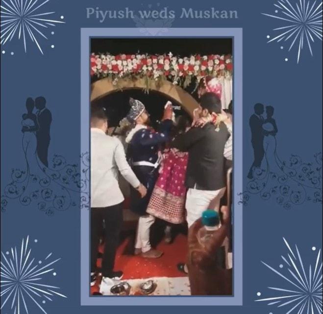 Piyush Weds Muskan - Dr Prem Jagyasi 5