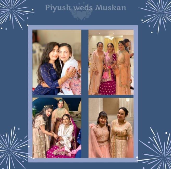 Piyush Weds Muskan - Dr Prem Jagyasi 6