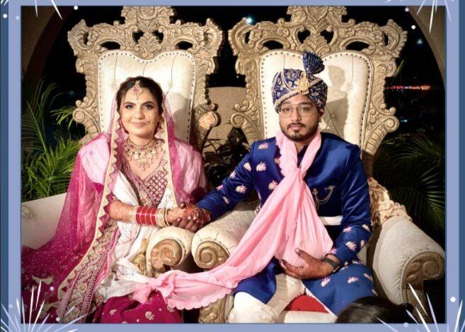 Piyush Weds Muskan - Dr Prem Jagyasi