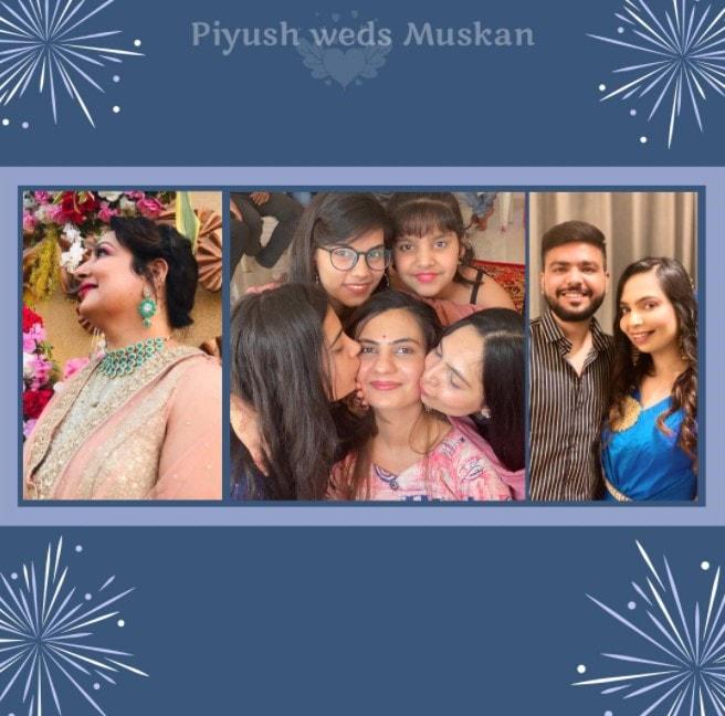 Piyush Weds Muskan - Dr Prem Jagyasi 8