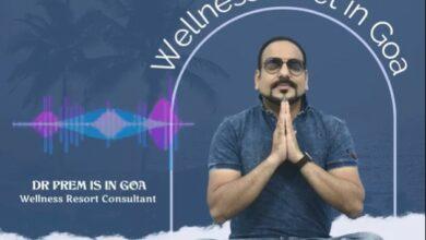 Wellness Meet In Goa - Dr Prem Jagyasi
