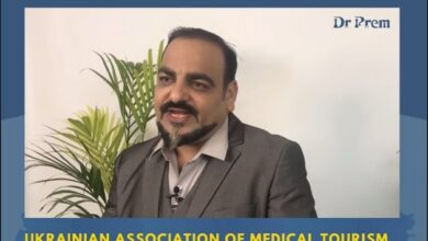 Upcoming Medical Tourism Conference In Ukraine Organized By The Ukrainian Association of Medical - Dr Prem