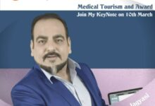 honor to be invited to deliver Keynote and Closing Remark at ITB Berlin 2021 - Medical Tourism Segment - Dr Prem1